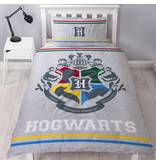 Harry Potter Alumni - Dekbedovertrek - Eenpersoons - 135 x 200 - Multi