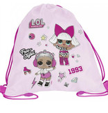 L.O.L. Surprise! Gymbag - 34 x 45 cm - Pink - Copy