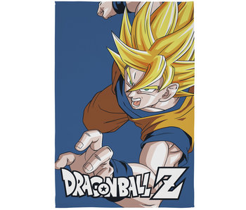 Dragon Ball Z Fleeceplaid Battle 100 x 150 cm