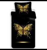 Animal Pictures Papillons Housse de couette - Simple - 140 x 200 cm - Polyester