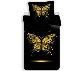 Animal Pictures Enveloppe de couette Butterflies 140 x 200