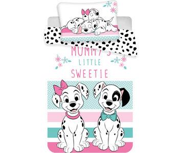 Disney 101 Dalmatiërs BABY Duvet cover Little Sweetie 100 x 135 cm