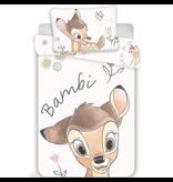 Disney Bambi BABY Dekbedovertrek - 100 x 135 cm - Katoen