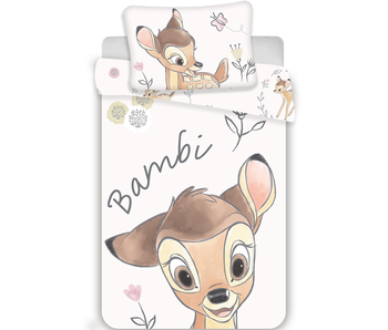 Disney Bambi BABY Bettbezug 100 x 135