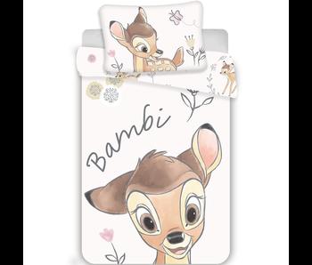 Disney Bambi BABY Dekbedovertrek 100 x 135