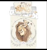 Disney The Lion King BABY Dekbedovertrek - 100 x 135 cm - Katoen