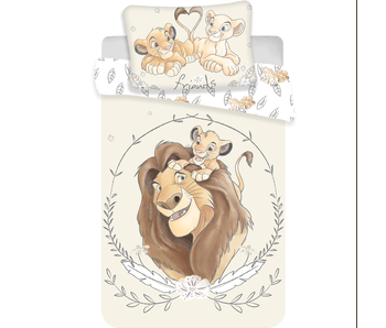 The Lion King BABY Duvet cover 100 x 135