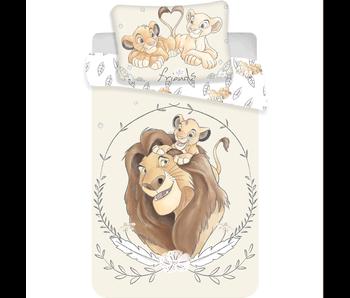The Lion King BABY Housse de couette 100 x 135