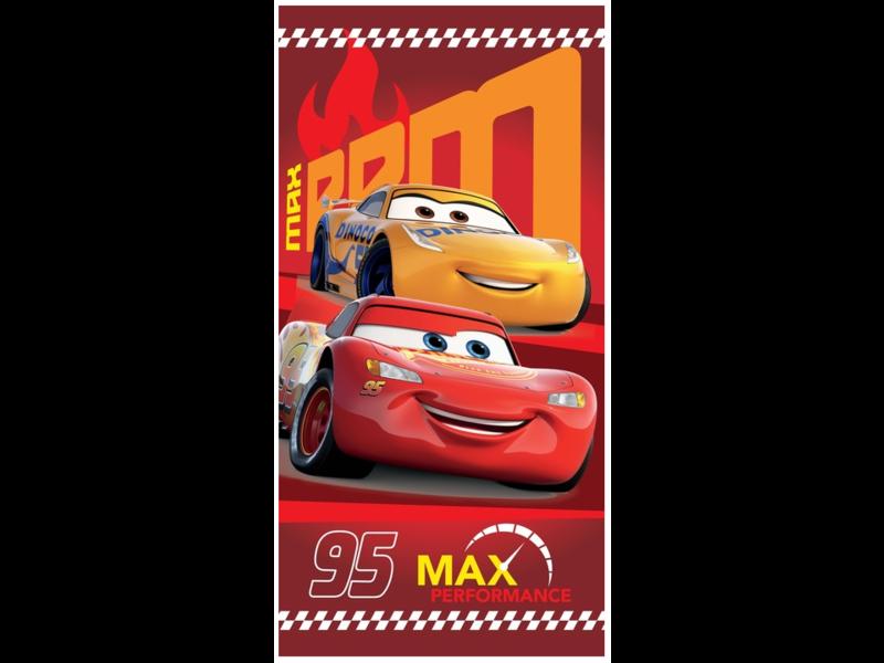 Disney Cars 95 Max Strandlaken - 70 x 140 cm - Multi