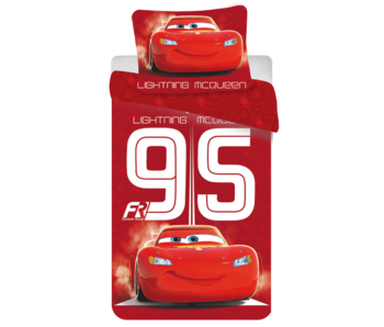 Disney Cars Bettbezug 95 Formula Racer 140 x 200