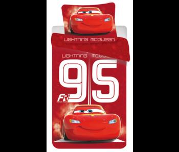 Disney Cars Duvet cover 95 Formula Racer 140 x 200