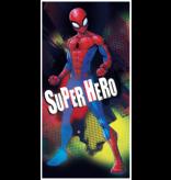 SpiderMan Superheld Strandtuch - 70 x 140 cm - Multi