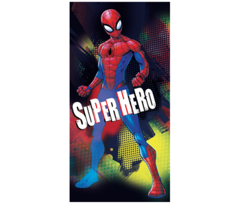 SpiderMan Beach towel Superhero 70 x 140 cm