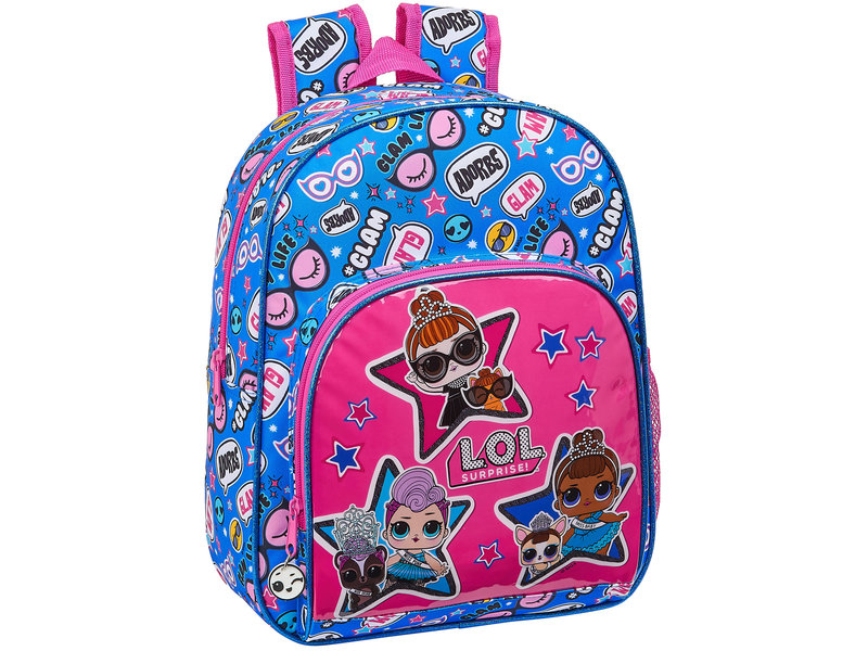 L.O.L. Surprise! Together - Rucksack - 34 x 28 x 10 cm - Multi