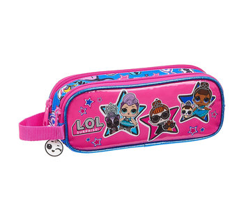 L.O.L. Surprise! Pencil Case Together 21 cm
