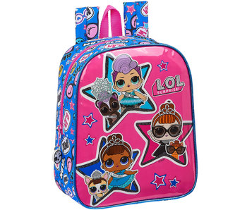L.O.L. Surprise! Mini Toddler Backpack Together 27 cm