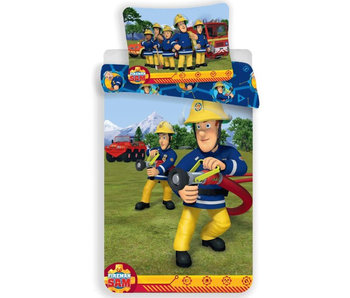 Brandweerman Sam BABY Duvet cover 100 x 135