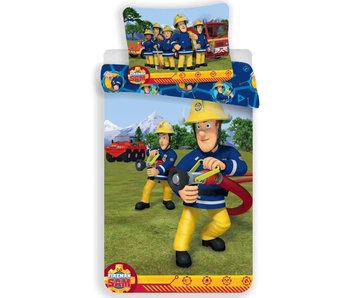 Brandweerman Sam BABY Housse de couette 100 x 135