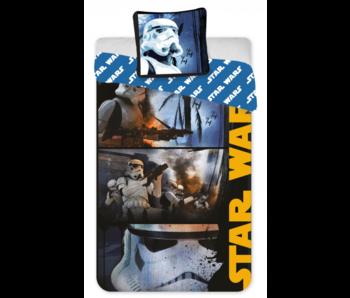 Star Wars Dekbedovertrek Stormtroopers 140 x 200
