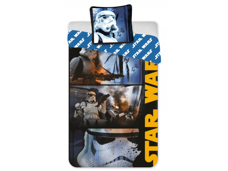 Star Wars Stormtroopers Bettbezug - 140 x 200 - Polyester