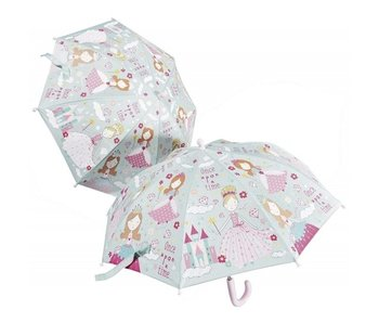 Floss & Rock Parapluie princesse changeant de couleur