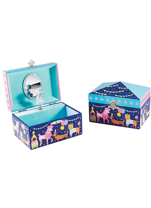 Floss & Rock Jewelry box Party
