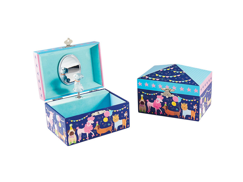 Floss & Rock Jewelry Box Party - 15 x 11 x 11 cm - Multi
