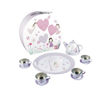 Floss & Rock tea set Spring 11 pieces