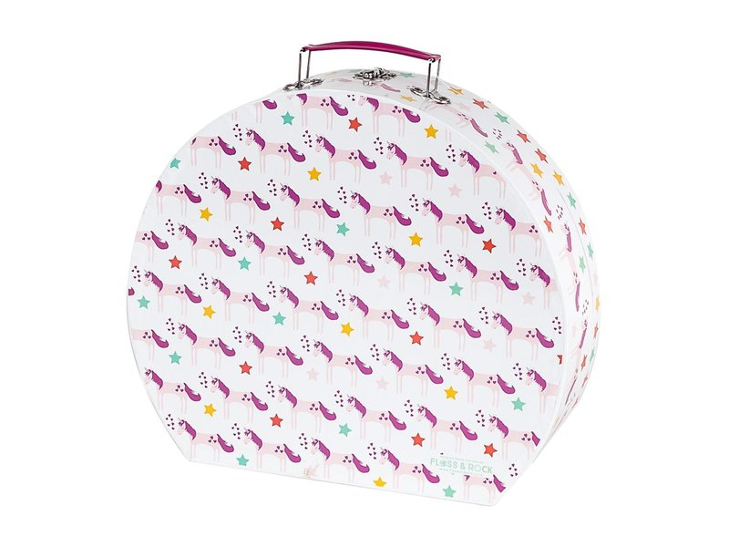 Floss & Rock keukenset Unicorn - 8 delig - Multi