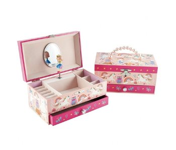 Floss & Rock Jewelery box Rainbow