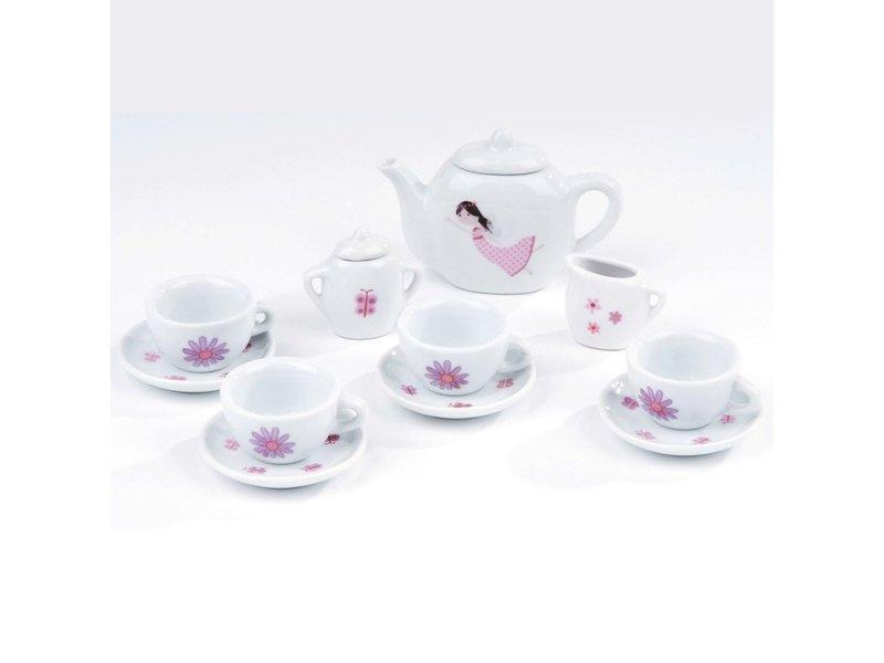 Floss & Rock Fairy Blossom - Tee-Set - 11 Stück - Multi