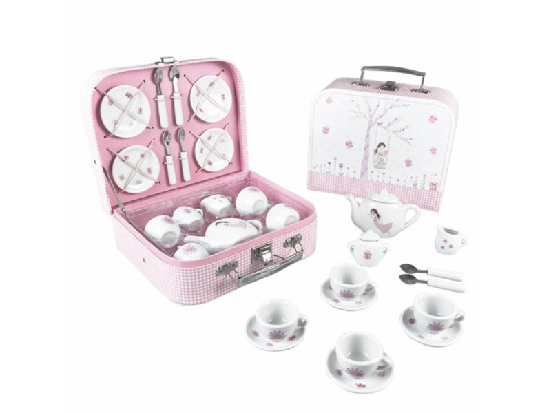 Floss & Rock Fairy Blossom - thee servies - 11 delig - Multi