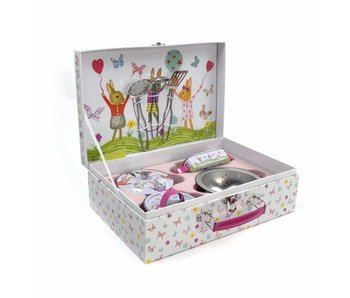Floss & Rock kitchen set Rabbit 9 pieces