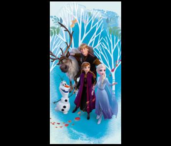 Disney Frozen Serviette de plage 70 x 140 cm