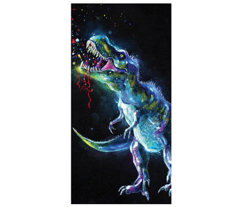 Animal Pictures Strandtuch Dinosaurier 70 x 140 cm