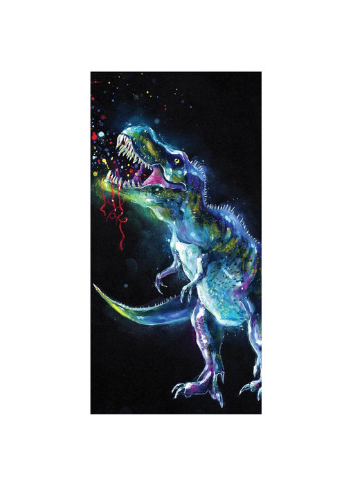 Animal Pictures Strandlaken Dinosaur 70 x 140 cm