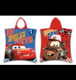 Disney Cars Poncho Fun - 50 x 115 cm - Baumwolle