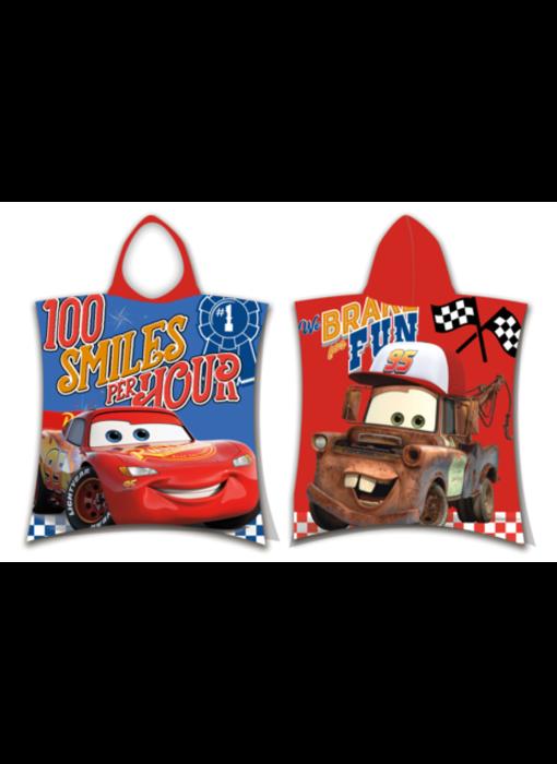 Disney Cars Poncho Fun 50 x 115
