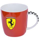 Ferrari Scuderia Logo Rood - Mok - 350 ml - Multi