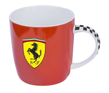 Ferrari Mug Scuderia Logo Red 350 ml
