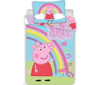 Peppa Pig BABY Bettbezug 100 x 135 cm