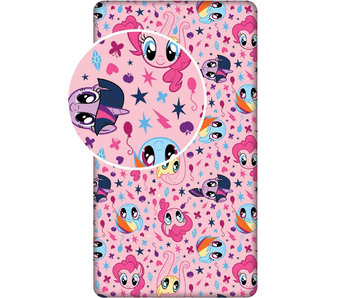 My Little Pony Fitted sheet 90x200 cm