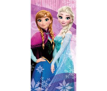 Disney Frozen Serviette de plage familiale 70 x 140 cm