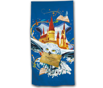 Harry Potter Polyester beach towel 70 x 140 cm