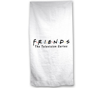 Friends Beach towel 70 x 140 cm