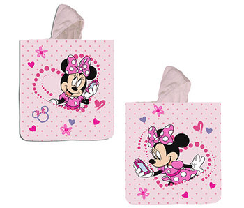 Disney Minnie Mouse Poncho Cotton 60 x 120 cm