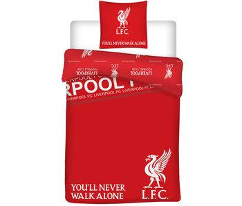 Liverpool FC Housse de couette 140 x 200