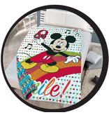 Disney Mickey Mouse Couvre-lit - Simple - 140 x 200 cm - Multi