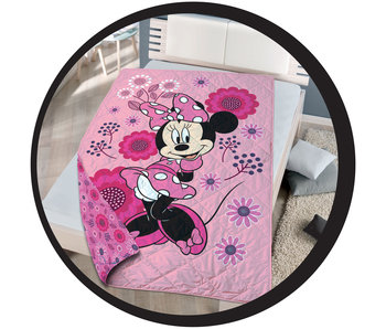 Disney Minnie Mouse Tagesdecke 140 x 200 cm