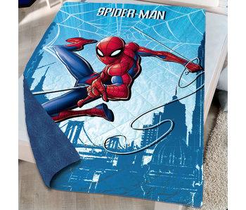 Spider-Man Bedspread 140 x 200 cm
